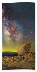 Galactic Erratic Beach Towel