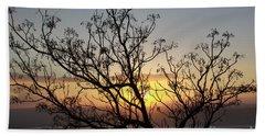 Galilee Sunset Beach Towel