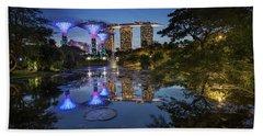 Garden By The Bay, Singapore Beach Sheet