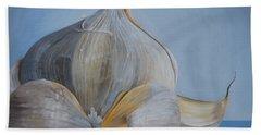 Garlic IIi Beach Towel