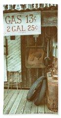 Gas 13 Cents Beach Sheet