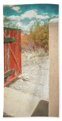 Gate To Oracle Beach Towel