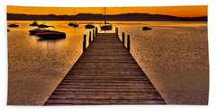 Gateway Beach Towel by Scott Mahon