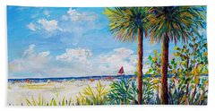 Gateway To Siesta Key Beach  Beach Towel
