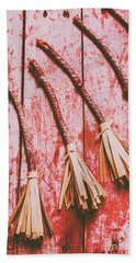 Gathering Of Evil Witches Still Life Beach Towel