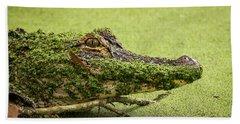 Gator Camo Beach Sheet