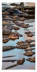 Gator Pack Beach Towel