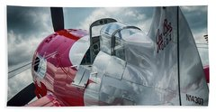 Gee Bee Beach Towel