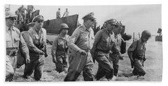 General Douglas Macarthur Returns Beach Towel