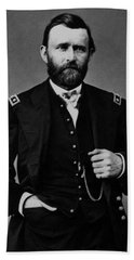 General Grant During The Civil War Beach Towel