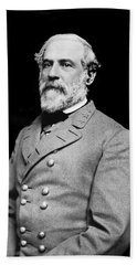 General Robert E Lee - Csa Beach Sheet