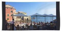 Genova, Boccadasse Beach Towel