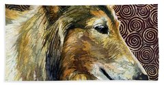 Gentle Spirit - Reveille Viii Beach Towel