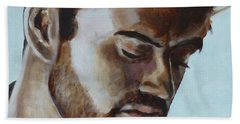 George Michael Beach Towel
