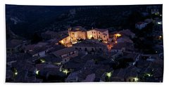 Italy, Calabria,gerace Beach Sheet by Bruno Spagnolo