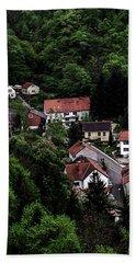 German Village Beach Towel