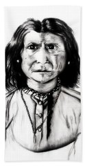 Geronimo Beach Sheet by Ayasha Loya