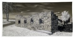 Gettysburg - Rose Farm Ruins Beach Sheet