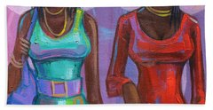 Ghana Ladies Beach Towel