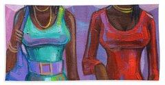 Ghana Ladies Beach Towel