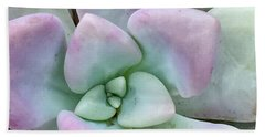 Ghost Plant Beach Towel by Russell Keating