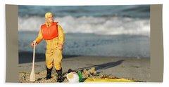 Gi Joe Marooned Beach Towel