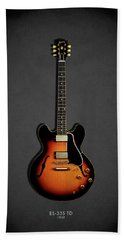 Gibson Es 335 1959 Beach Towel