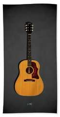 Gibson J-50 1967 Beach Towel