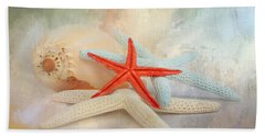 Gifts From The Sea Beach Towel by Jai Johnson
