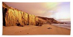Gilding The Lily Beach Sheet