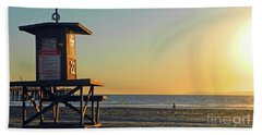 Beach Towel featuring the photograph Give Me A Minute by Everette McMahan jr