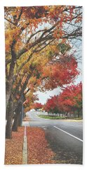 Giving Thanks Beach Towel