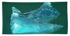 Glacial Ice Beach Sheet