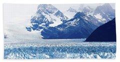 Glaciar 55 Beach Towel