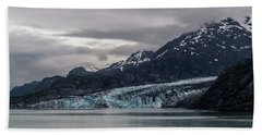 Glacier Bay Beach Towel