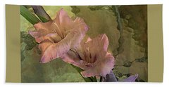 Gladiolas Beach Sheet