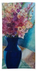 Gladioli-blue Beach Sheet