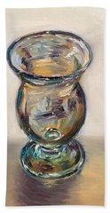 Glass Goblet Beach Sheet