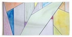 Glass-scrapers Beach Sheet