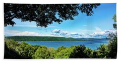 Glen Lake Beach Towel