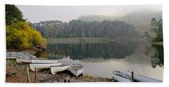 Glencorse Reflection. Beach Sheet