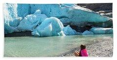 Global Warming Beach Towel