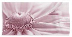 Gloriosa Daisy In Pink  Beach Sheet