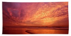 Glorious Morn Beach Sheet