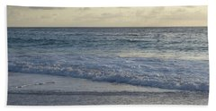 Glorious Sunrise Beach Sheet by Margaret Brooks