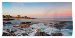 Gloucester Sunset 1 Beach Towel