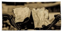 Gloves Beach Towel