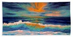 Glow Beach Sheet by Holly Martinson