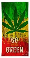 Go Green Beach Sheet