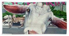 Goats Of St. Maarten- Sofie Beach Towel